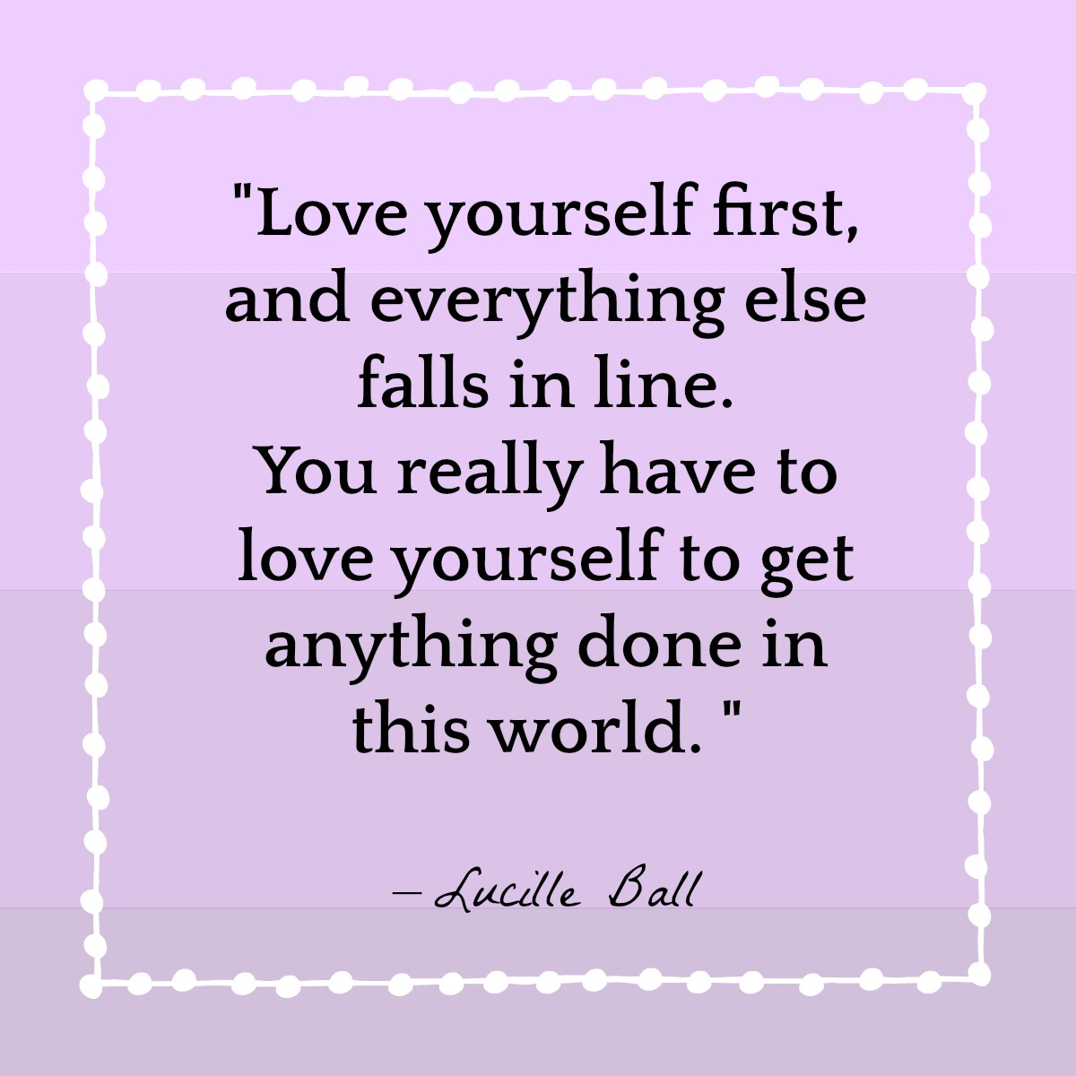 Self-Care Quote and January Self-Care Ideas for Moms