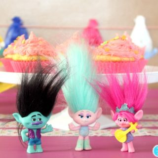 Deliciously Easy Trolls Party Ideas for Food and Crafts + New Trolls on Netflix