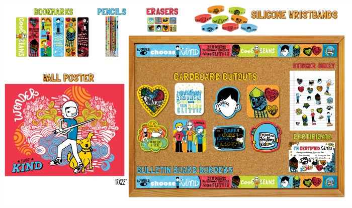 Ultimate Wonder Products Guide: School Supplies, Printables, Bracelets