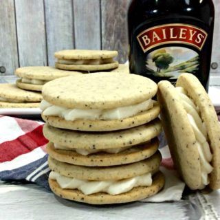 How to make Baileys Coffee Cookies with Baileys Irish Cream