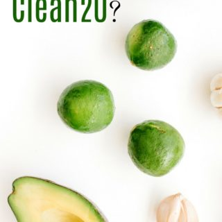 What is Clean20 Eating Program?