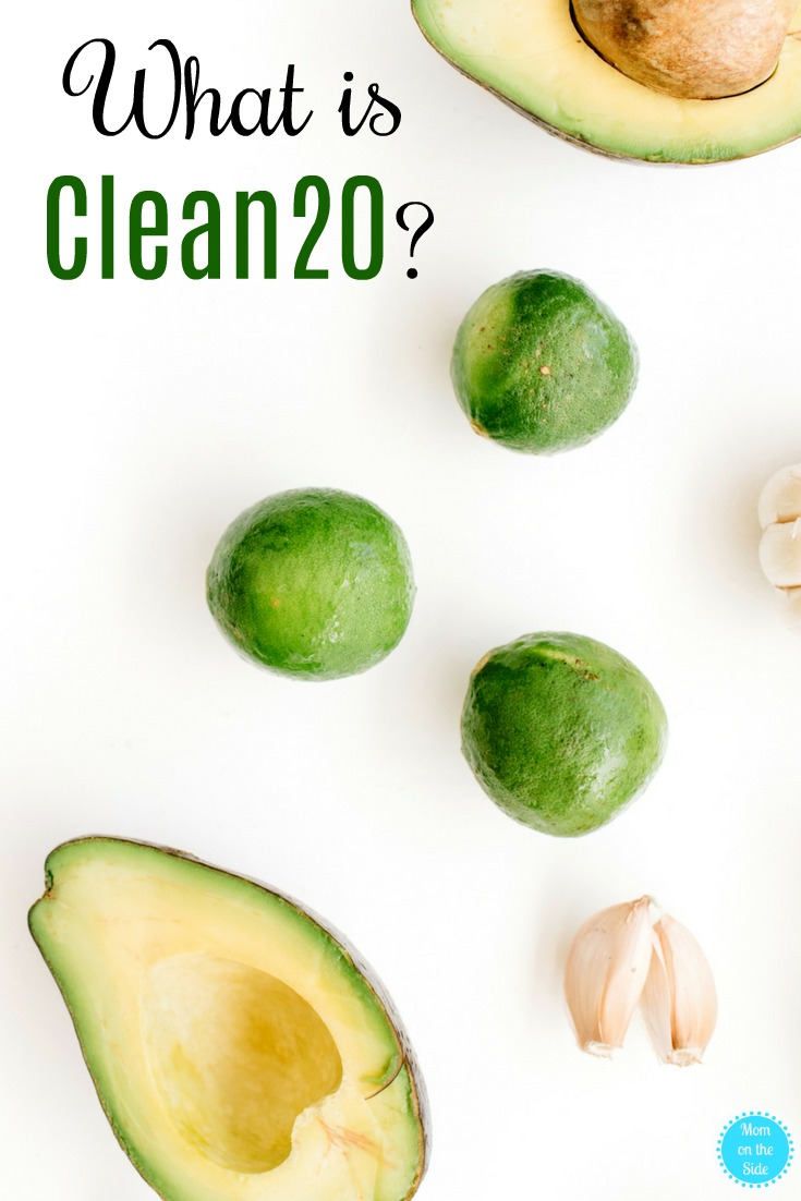 What is the Clean20 eating program? The Dr. Ian Smith Diet helps reduce unhealthy processed foods from our diets with a meal plan, recipes, substitutions with 20 clean foods.