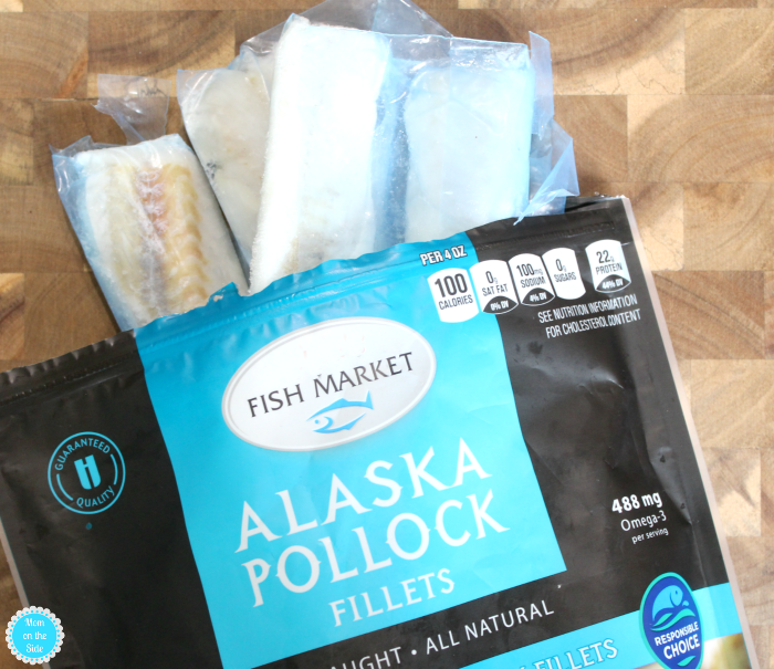 Wild Caught Alaskan Pollock Recipes that are Kid-Friendly