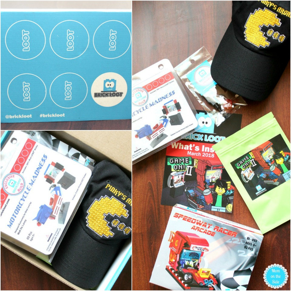What's Inside Brick Loot LEGO Subscription Box