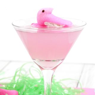 Pink Lemonade Peeps Vodka