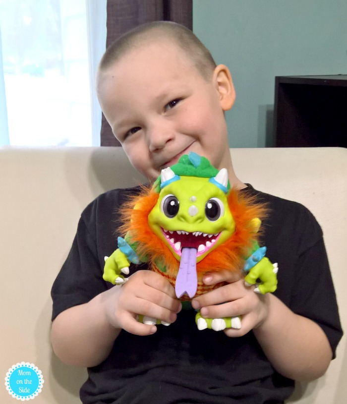Easter Basket Toys: Crate Creatures Surprise!