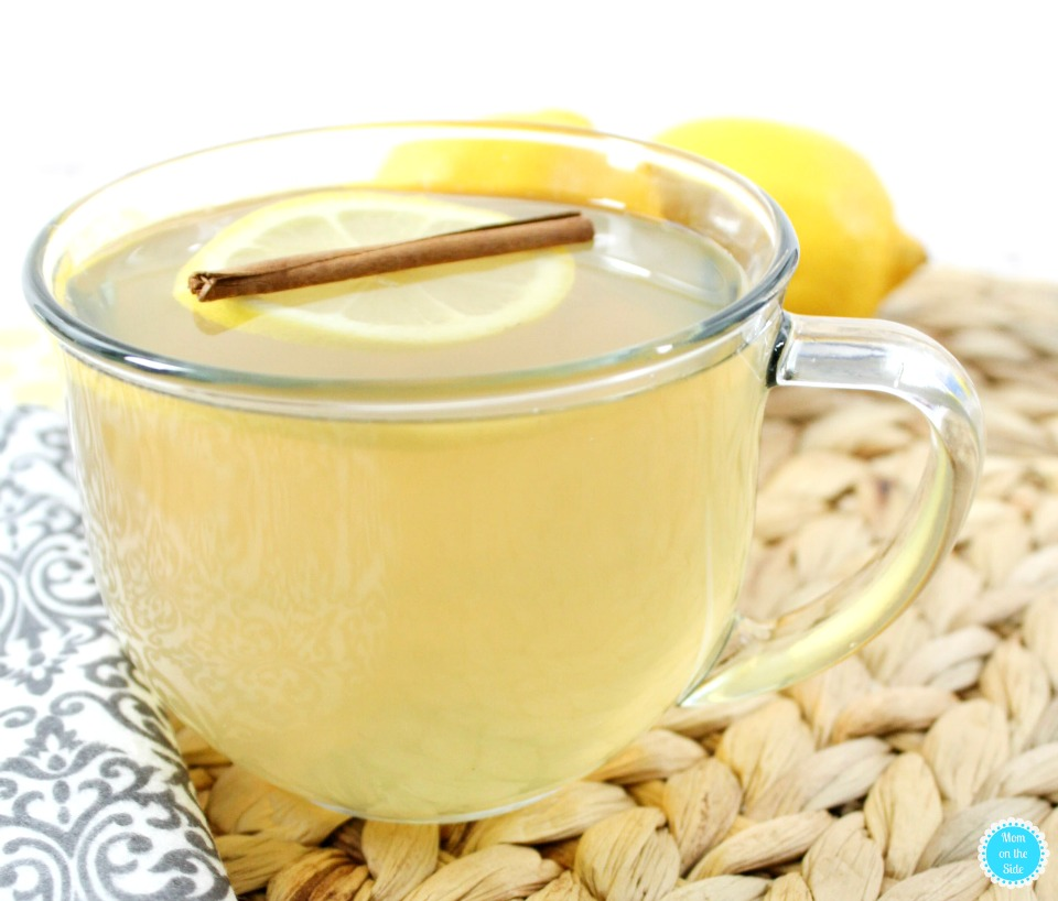 Hot Toddy Recipe - Adult Cold Remedy