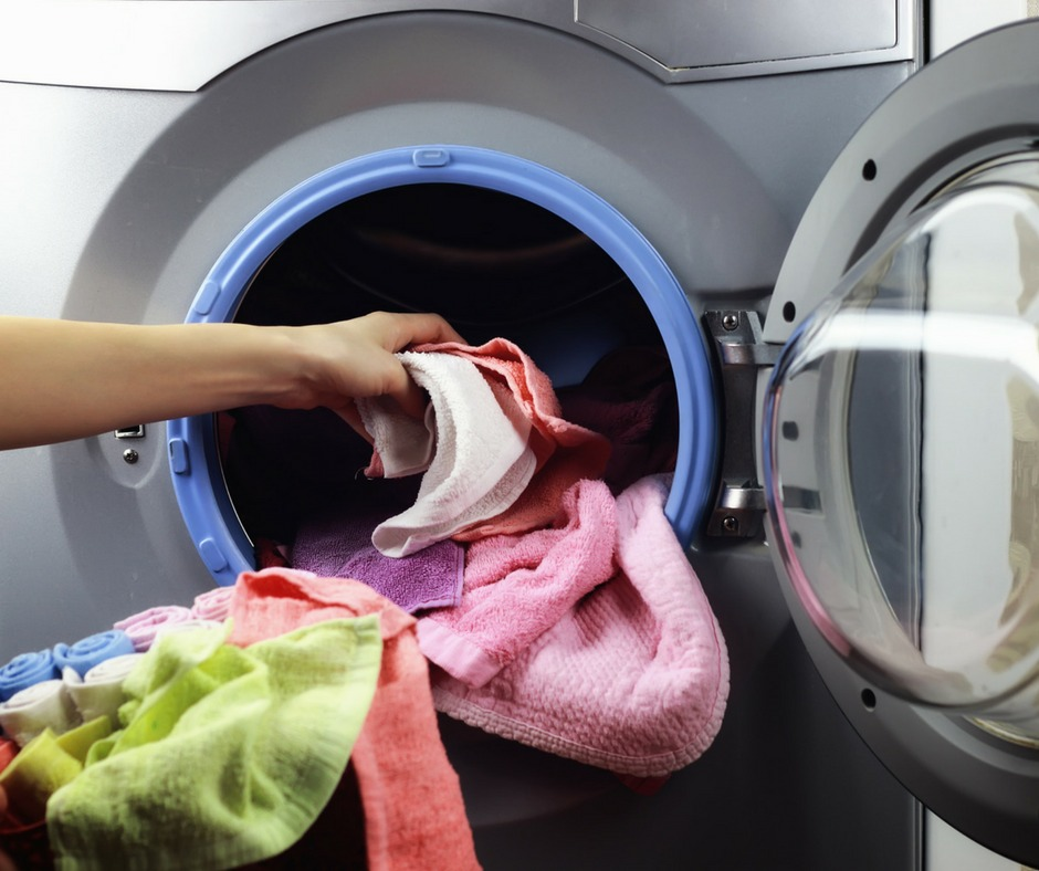 Teaching Teens Laundry Skills