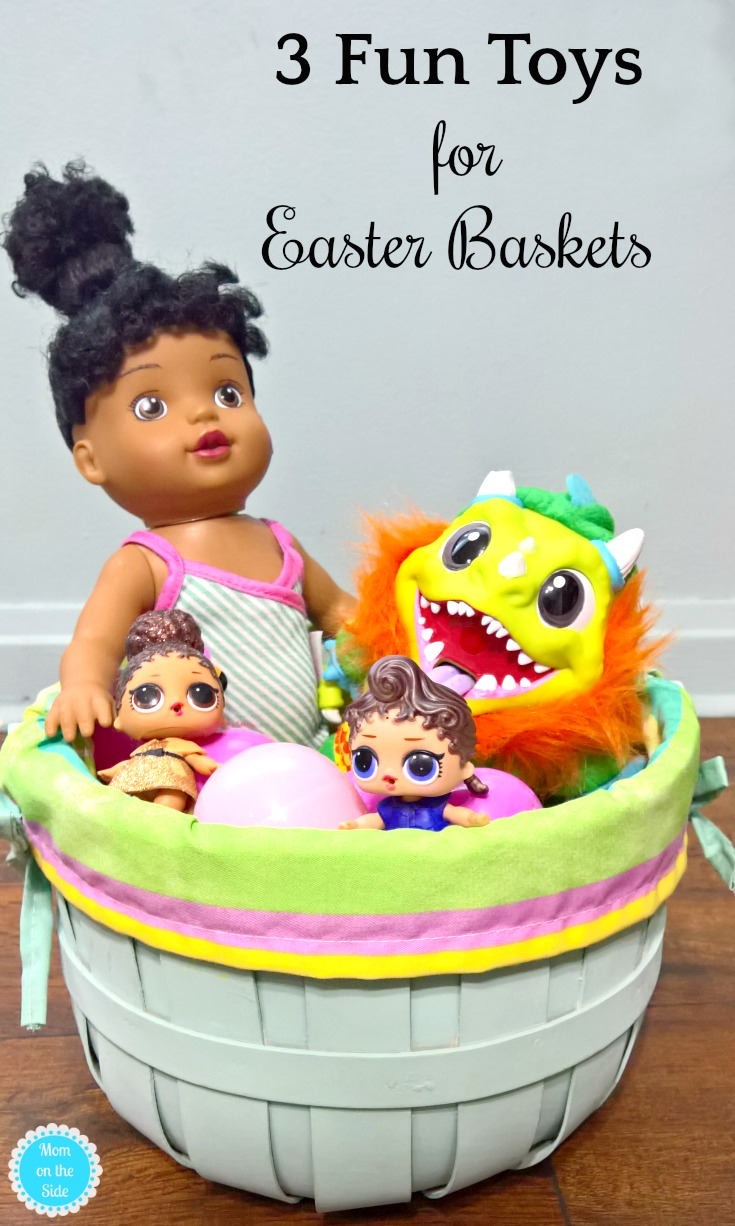 Easter Basket Fillers: Here are three toys my twins are loving right now, that also make great Easter Basket Toys!