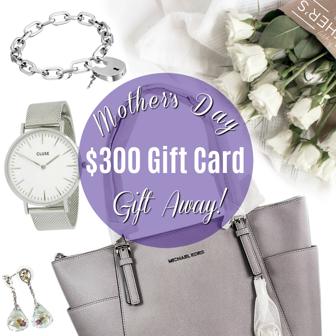 My Gift Shop $300 Gift Card Giveaway + Mother's Day Gifts for Watch Lovers