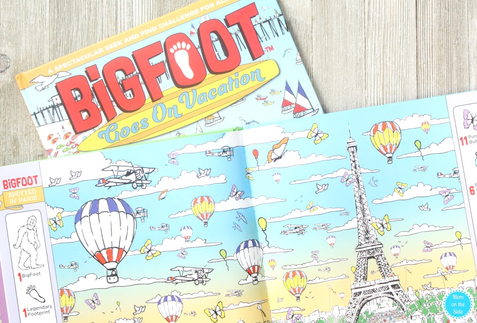 BigFoot Books for Kids