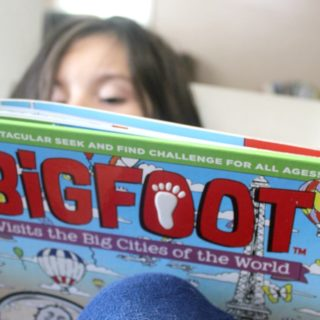 Things for Kids Who Are Fascinated by BigFoot