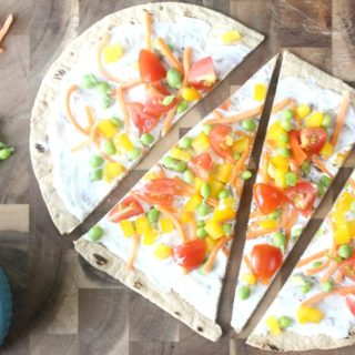 Snack Hacks that Keep Me on Track + Spring Veggie Pizza