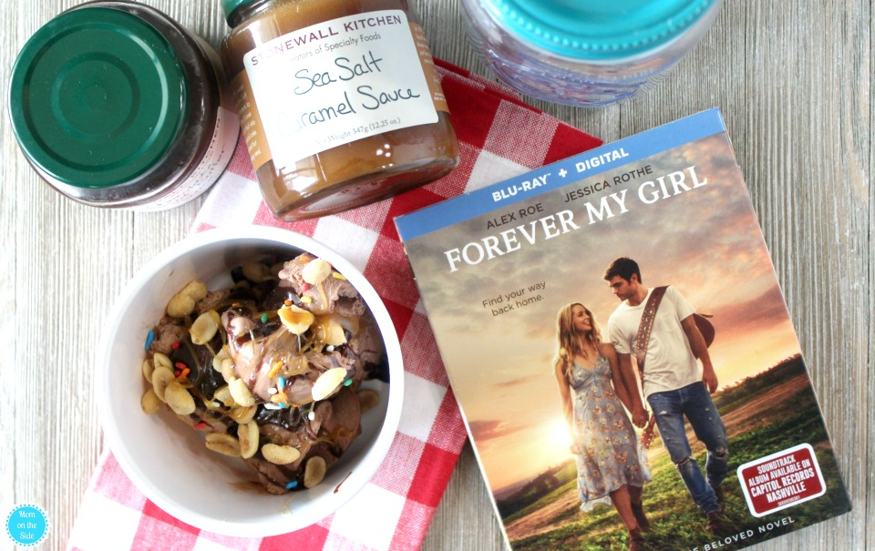 Delicious Cowboy Sundae and Forever My Girl Prize Pack Giveaway