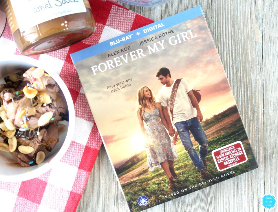 Giveaway: Forever My Girl Blu-ray