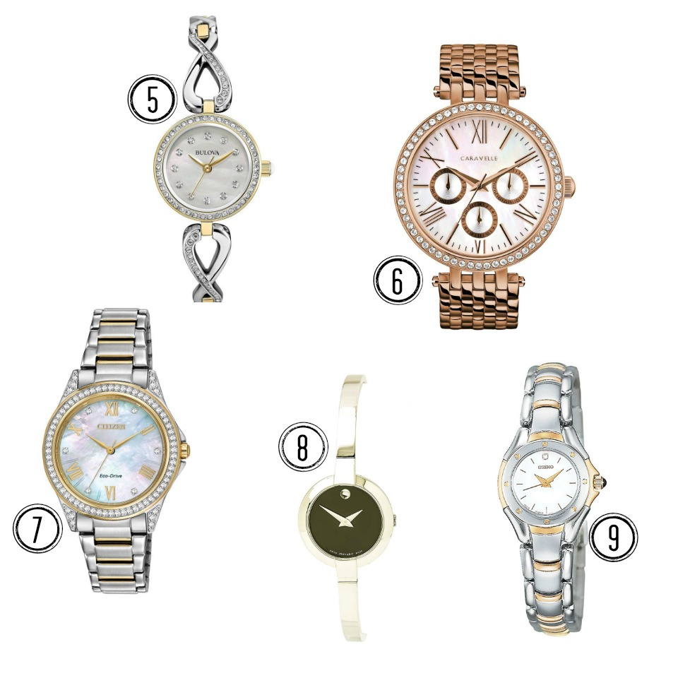 My Gift Shop: Women's Luxury Watches + Giveaway