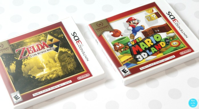 New Nintendo Selects Games for Nintendo 3DS