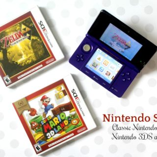 Nintendo Selects Games for Nintendo 3DS and 2DS: Zelda and Mario