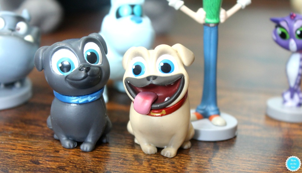 Puppy Dog Pals Toys and Movies