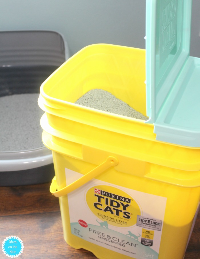 Save a Fortune Deals at PetSmart - Tidy Cats Litter