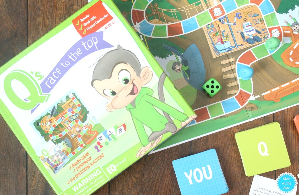 Family Game Night: Q's Race to the Top by Q Wunder