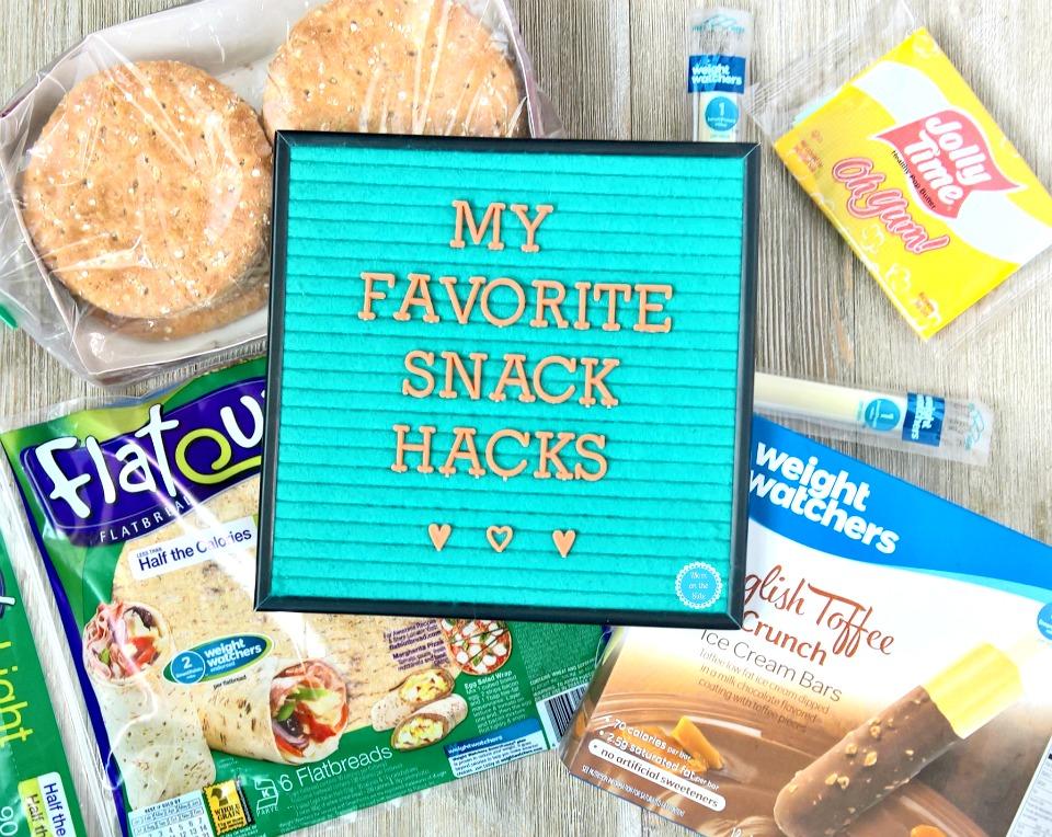My Favorite Snack Hacks for Moms