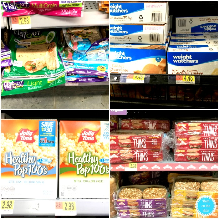 Weight Watchers Products at Walmart: Flatout Flatbread, Jolly Time Popcorn, and more!