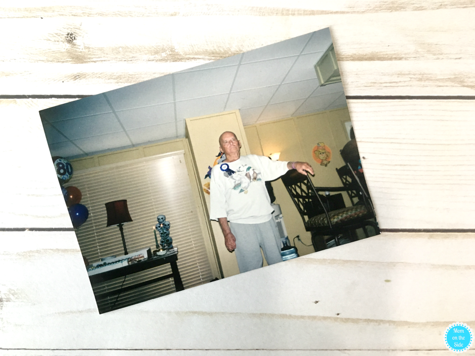 Aflac Cancer Protection Assurance and what I learned when my grandpa had cancer.