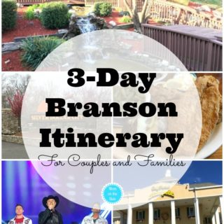3-Day Branson Itinerary For Couples and Families + Giveaway