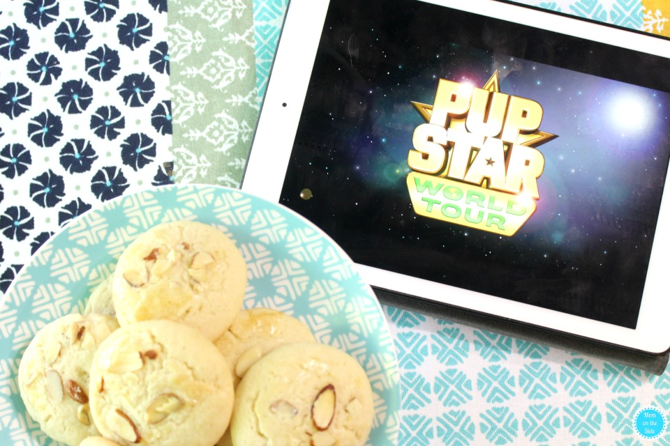 Chinese Almond Cookies and Pup Star: World Tour on Netflix