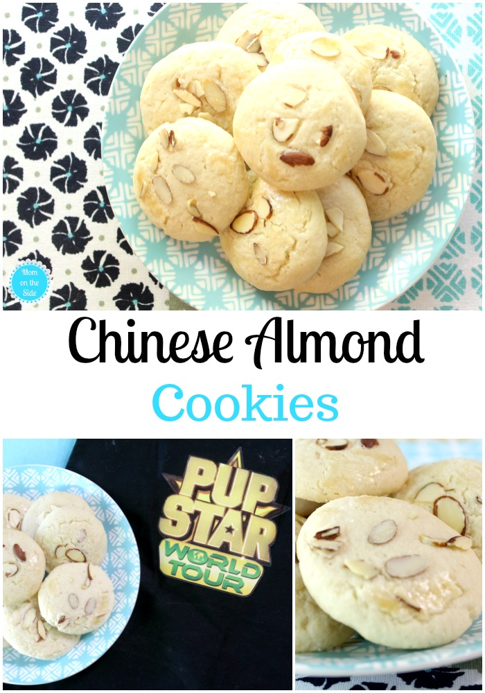 Pup Star: World Tour is now on Netflix and these Chinese Almond Cookie are the perfect way to celebrate!