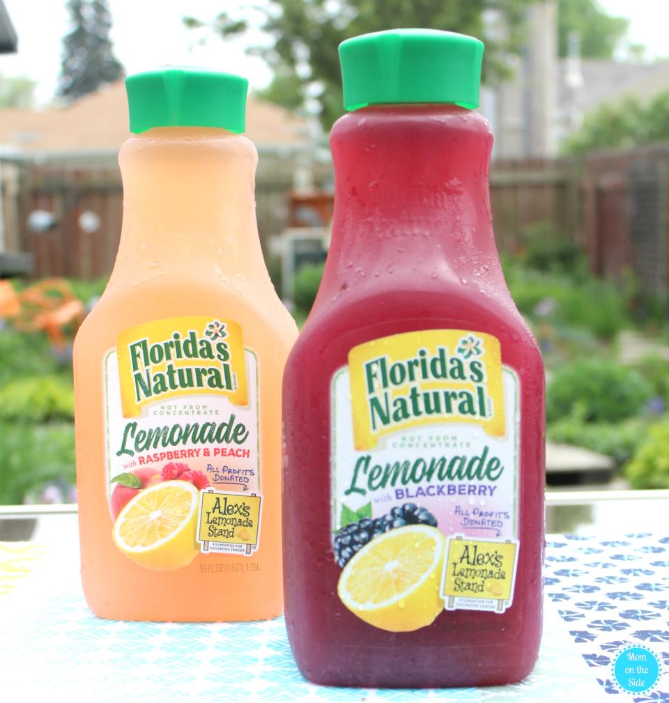 Cocktail Recipes with Florida's Natural Lemonade
