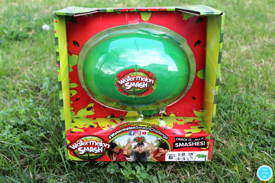 New Summer Game for Family Game Night: Watermelon Smash