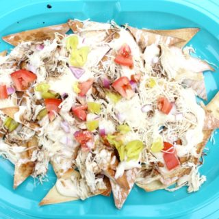 Appetizer Recipe: Italian Nachos Inspired by Florentina's in Branson