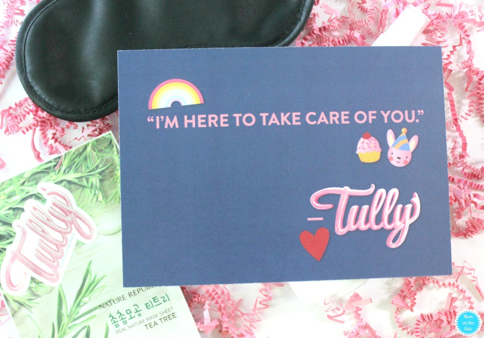 Tully Movie and Tully Self-Care Kit Giveaway