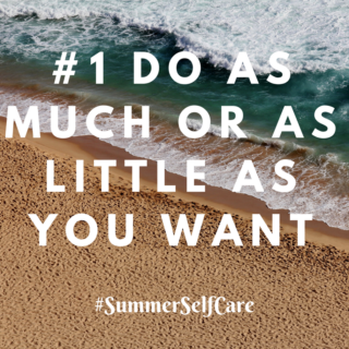 Summer Self-Care for Moms