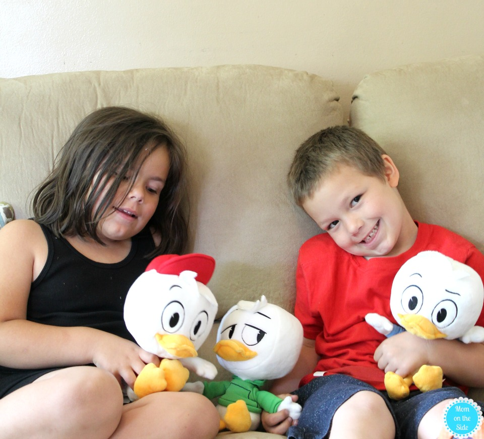 Ultimate Ducktales Toys and Products Guide: Ducktales Plush