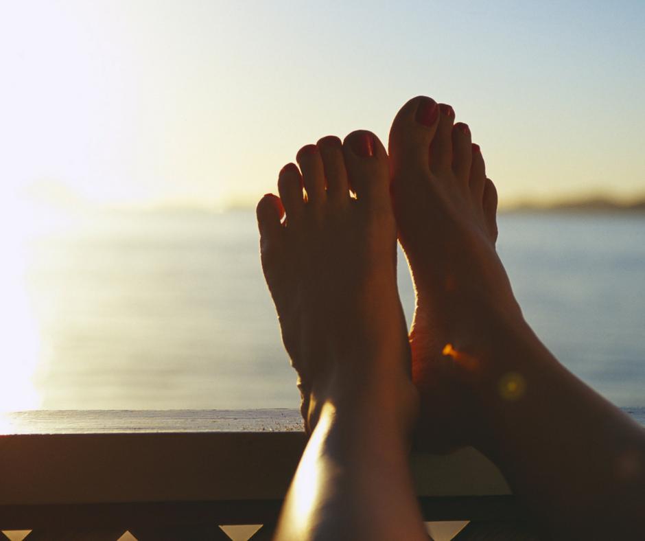 Summer Self-Care Tips Moms