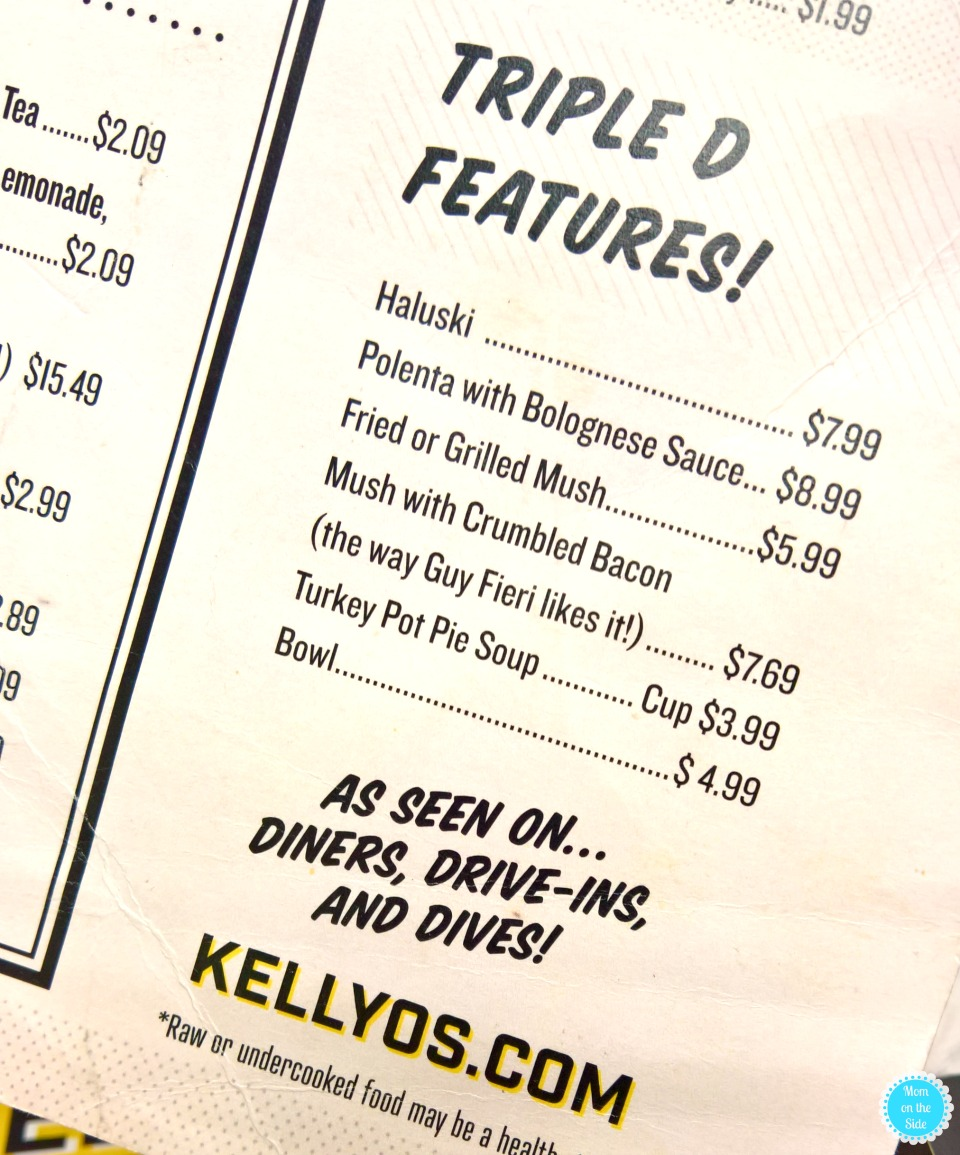 Diners, Drive-ins, and Dives: KellyO's Diner in Pittsburgh