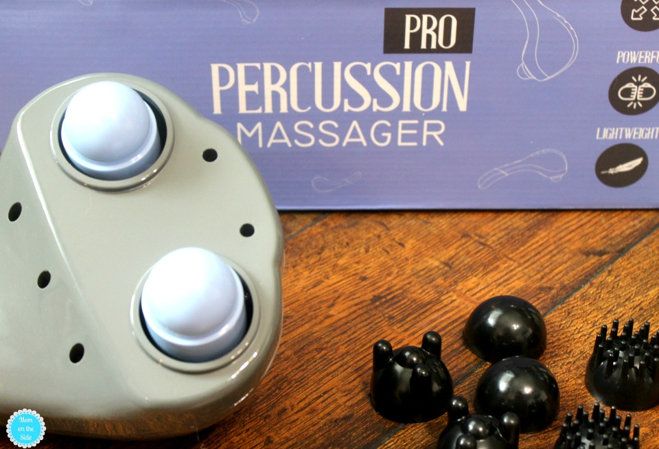 Handheld Massager for a Romantic Spa Night At Home