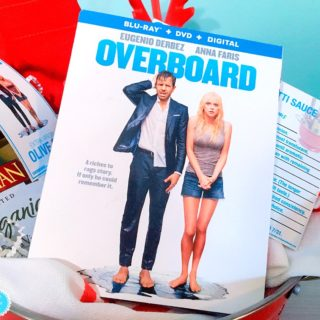 Overboard on Blu-Ray + Prize Package Giveaway