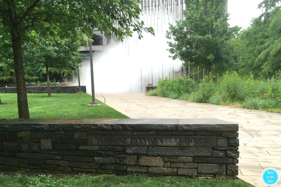 Buhl Park at Children's Museum of Pittsburgh