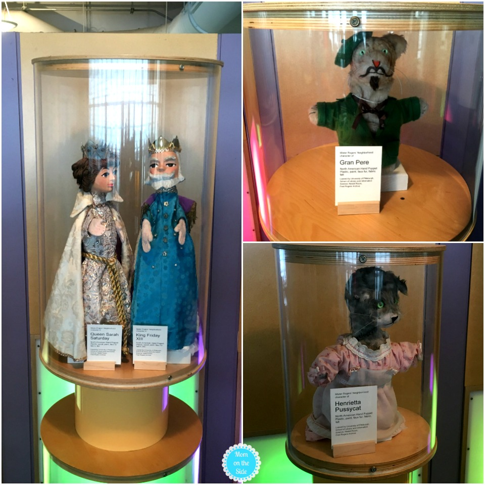 Mister Rogers' Puppets at Children's Museum of Pittsburgh