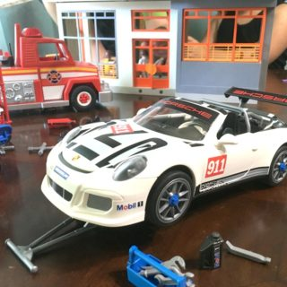 Check out the new Playmobil Porsche set