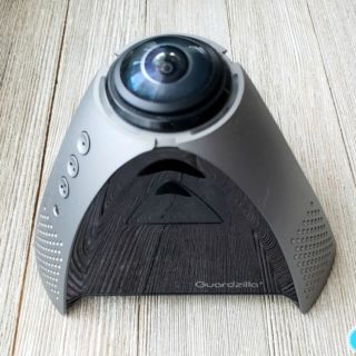 The 360-Degree Indoor Camera You Want Monitoring Your Home