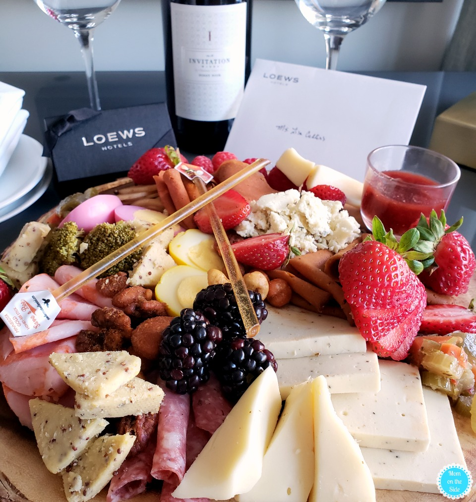 Flavor by Loews at Loews Hotels Minneapolis - Charcuterie Board