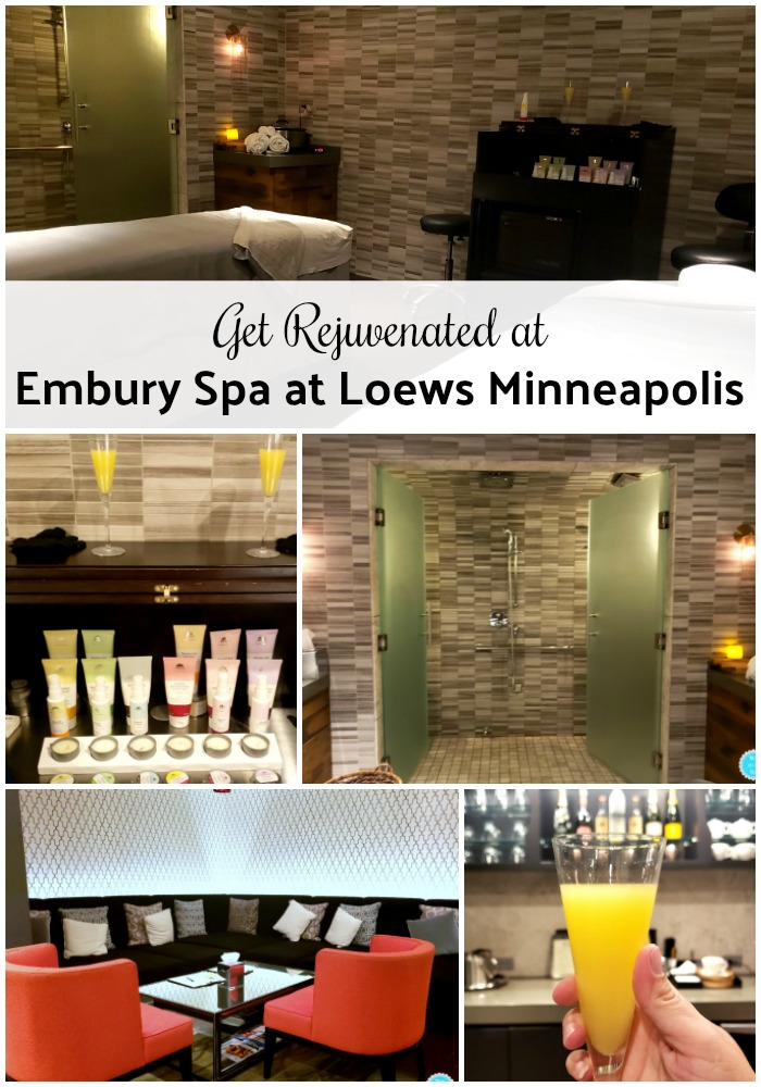 Best Spas in Minneapolis: Get Rejuvenated at Embury Spa in Loews Minneapolis Hotel