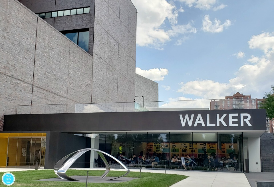 Things to Do in Minneapolis - Walker Art Center and Sculpture Garden
