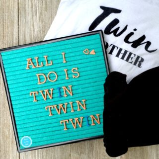 My Favorite Mom of Twins Shirts