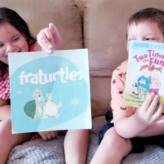 20+ Of The Best Books for Twins